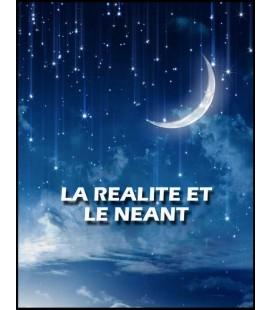 La réalité et le néant (cd)