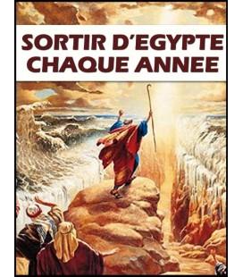 Sortir d'Egypte chaque année (cd)