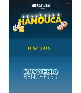 Hanouca Milan 2015