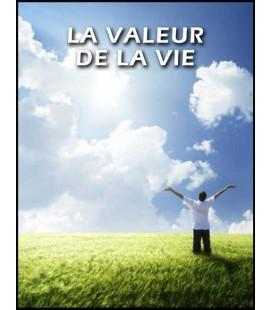 La valeur de la vie (mp3)