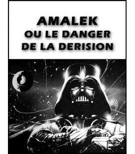 Amalek ou le danger de la derision (dvd)