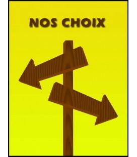Nos choix (audio gratuit)