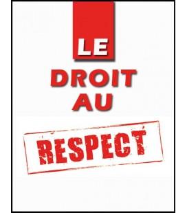 Le droit au respect (dvd)